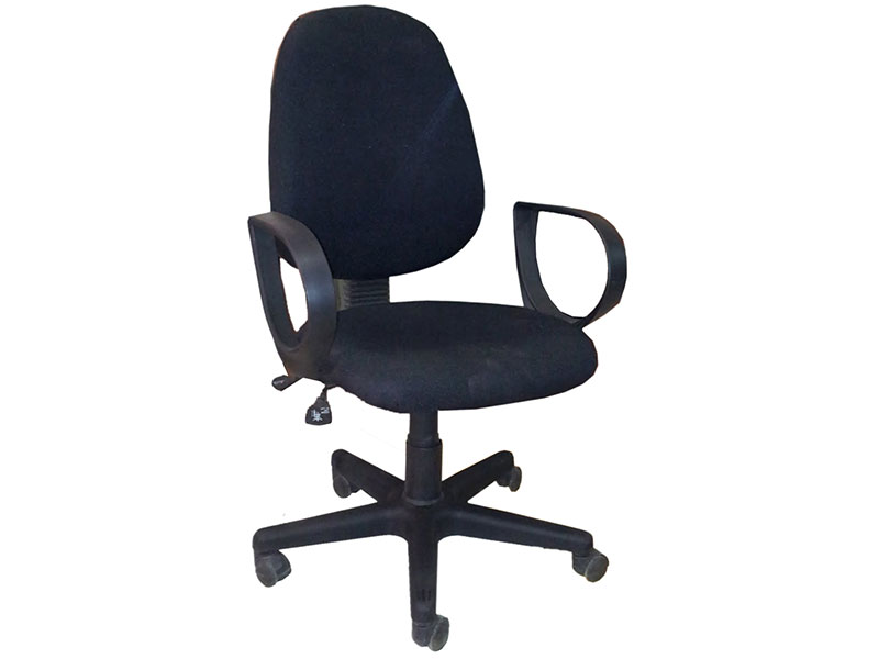 We Are Er Of Revolving Chairs With Armrest High Backrest Without Office Furniture And