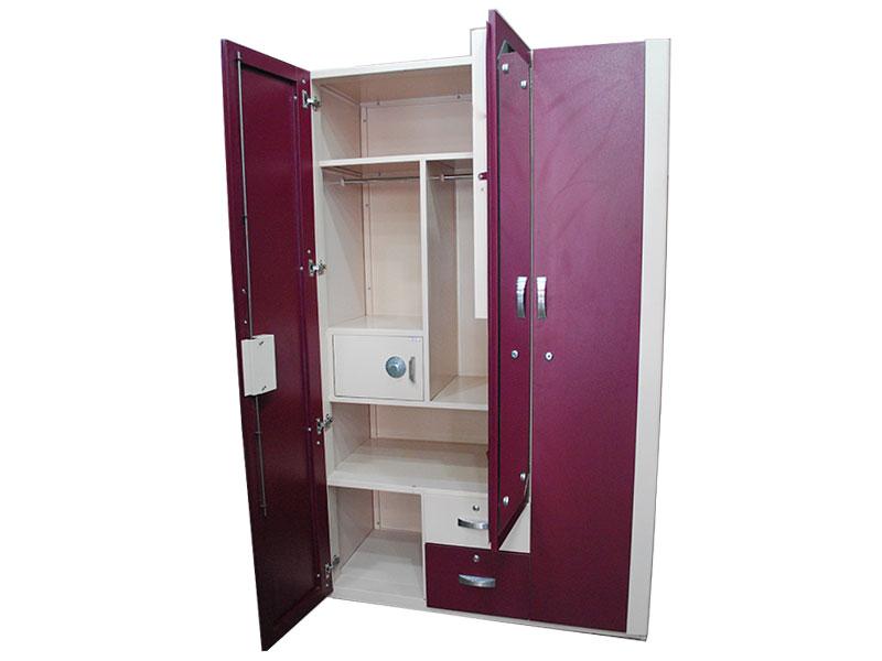 Steel Cupboard Ganesh Furniture Surat Gujarat